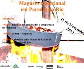Magusto em Paredes do Rio (11 Novembro)