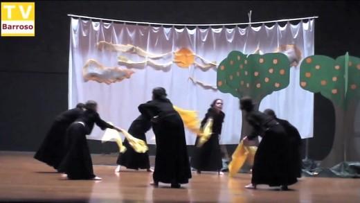 Danças meninas – 2008