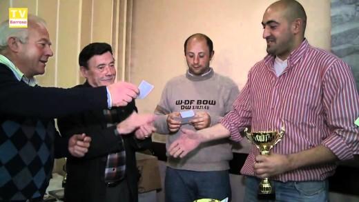 Entrega de prémios do Campeonato de Chegas – 2010