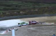 Campeonato da Europa de Rally Cross – Espetáculo ao rubro – 2010