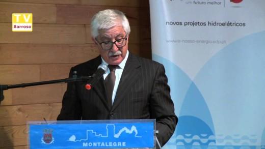 Semana do Barrosão – Discursos de Orlando Alves, Nuno Portas e Rui Vieira de Castro – 2015