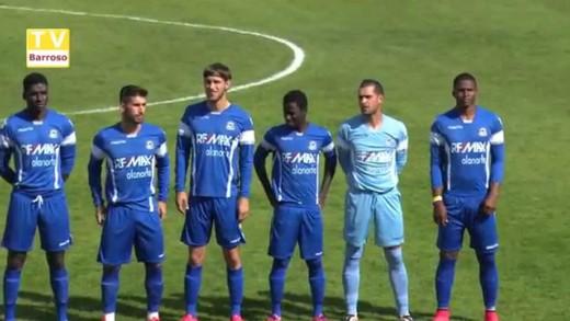 Taça de Portugal CDC Montalegre vs Vitorino de Piães – 2015