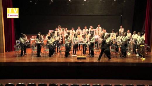 Concerto de Natal da Banda de Parafita 1 – 2015