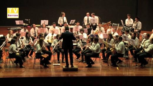 Concerto de Natal da Banda de Parafita 2 – 2015