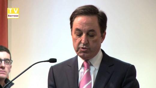 Discurso tomada de posse Provedor de Montalegre – 2016