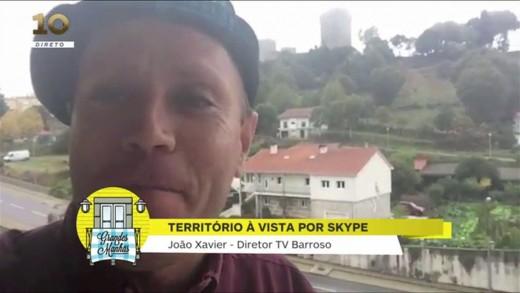 TvBarroso no Porto Canal 2016