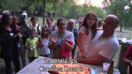 Aniversário Carolina – 2017 – Enviado Sérgio