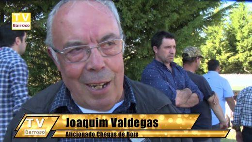 Campeonato de Chegas começou – 2018
