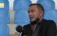 Entrevista a José Manuel Viage treinador do CDCM, época 2012/2013