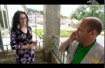 """""""O meu pequeno Mundo"""" na SIC – Ana Sofia Fonseca entra no íntimo da TvBarroso – 2012"""