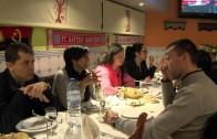 Jantar da Comunicação Social – Colegas e ex-colegas confraternizam – 2014
