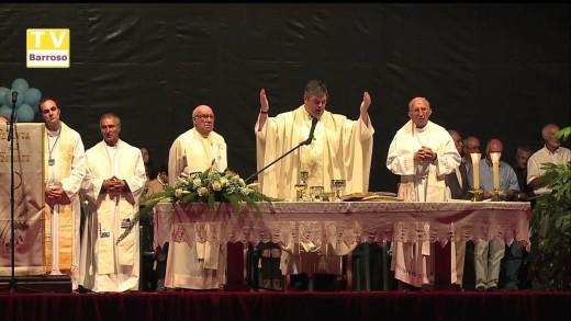 Visita de Nossa Senhora de Fátima, missa e procissão das velas – 2015