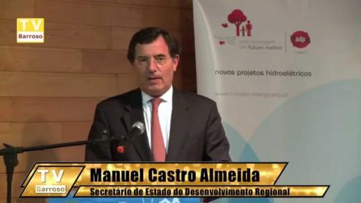 Semana do Barrosão – Discurso de Manuel Castro Almeida – 2015