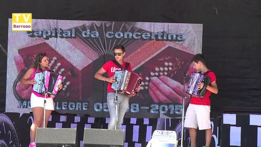 Concentração de Concertinas – Talentos em palco 2 – 2015