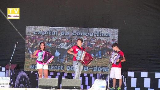 Concentração de Concertinas – Talentos em palco 3 – 2015