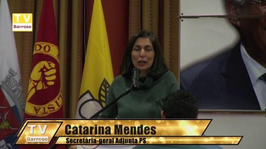 Festa de Natal do PS – Discursos de Orlando Alves e Catarina Mendes – 2015