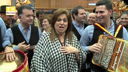 Feira Gastronómica da Porco em Boticas – Adilia de Arouca vs Borguinha – 2016