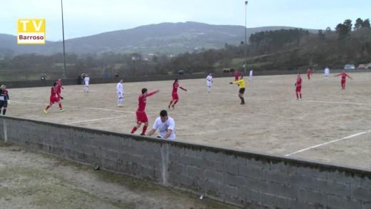 Futebol GDC Salto vs Vilar de Perdizes 2016