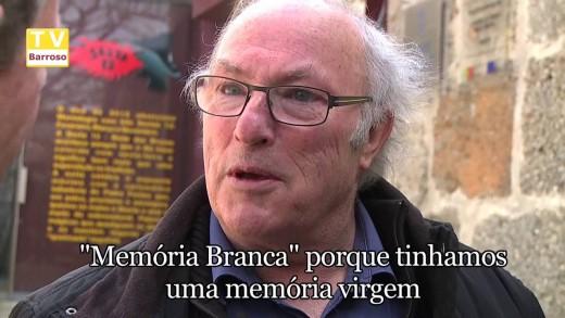 Domingos Moura e Gerard Fourel à conversa 2016